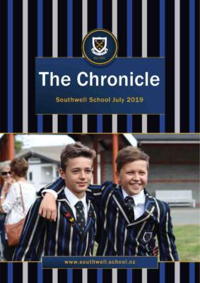 The Chronicle July 2019 Cover